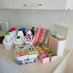 Plastic Laundry Basket, Organization, Home Decor, Organization Ideas, Furniture, Getting Organized, Organisation, Decoration Home, Room Decor