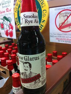 Smoked Rye Ale