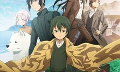 Anime Kino No Tabi Ungkap Visual Bulan Tayang Dan Penyanyi Lagu Tema