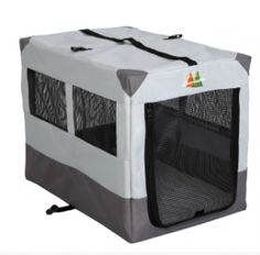 Pets Sportable Canine Camper Dog Carrier 30 $51.15 MSRP Soft Sided Dog Crate, Soft Dog Crates, Pet Crates, Airline Pet Carrier, Dog Carrier, Dog Crate Sizes, Portable Tent, Thing 1, Pet Furniture