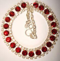 Rhinestone necklace | eBay UK | eBay.co.uk