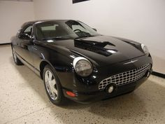 Autotrader Classics - 2002 Ford Thunderbird - Modern Performance - Grimes, IA - 100738944