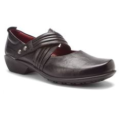 Women's Black Romika Citylight 01 Shoes - ELOR1GA8W