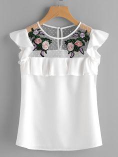 #Tini's Style de Shirt