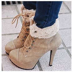 Winter Shoe Wear- Love!