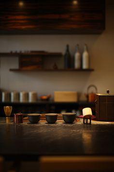 Inspiring Japanese Kitchen Style - My Little Think Japanese Kitchen, Japanese House, Japanese Interior, Japanese Design, Japanese Style, Tea Culture, Japanese Tea Ceremony, Coffee Corner, Coffee Photography