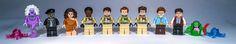 https://flic.kr/p/CMZMEG | Lego 75827 - Ghostbusters HQ | Lego 75827 Ghostbusters Headquarter Peter Venkman, Raymond Stantz, Egon Spengler, Winston Zeddemore, Janine Melnitz, Dana Barrett, Louis Tully, le fantôme de la bibliothèque et le chauffeur zombie.