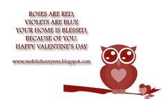 valentine good night sms