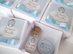 Kit para lembrança de batizadoc | Sweet Personalizações | Elo7