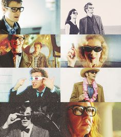 doctor who & glasses