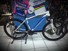 Nuevo Arribo a MaqBike Bicicleta de Mtb 27.5 modelo Attack 27 Vel. Visítanos en San Diego #852 Santiago
