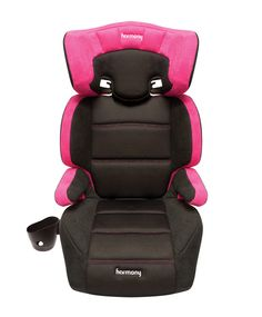 Dreamtime 2 Deluxe Comfort Booster Car Seat - Pink