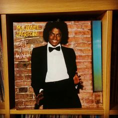 """Being played tonight in DC... Michael Jackson Off The Wall...... such a groovy record... Mike and Quincy making beautiful music... The theme tonight is """"Rock With You"""".... but let's be real.... you have to listen to the whole thing.... girl when you dance there's a magic that must be love... #vinyljunkie #nowspinning #vinyloftheday #vinylcollection #album #albumcover #DJ #recordcollection #vinyl #music #record #turntable #recordcollection #vinylcommunity #soulmixing #33rpm #vinylclub…"""