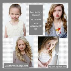 3a28fa17646 Utah Sweet Savings  Giveaway  Pearl Necklaces from My Mommy Style