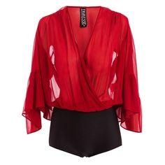 Linda! Sim ou Não ?   Body Love  Vermelho  encontre aqui  http://ift.tt/2aLyYtK #comprinhas #modafeminina #modafashion #tendencia #modaonline #moda #fashion #shop #imaginariodamulher