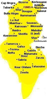 Bienvenue en Tunisie