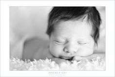 Adorable, Simple Newborn photo