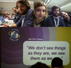 My first hackathon! http://www.fashiondupes.com/2014/02/ggjpolimi-my-first-hackathon.html #ggjpolimi #hackathon #blogger #ggj