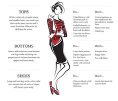 How to dress the straight/rectangle shaped body