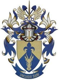 Truter family crest