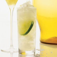 This popular spirit complements citrus flavors particularly well but can be enjoyed with a wide variety of mixers and juices.