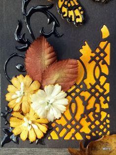 Mirre´s scraphörna: Hösten på gång...