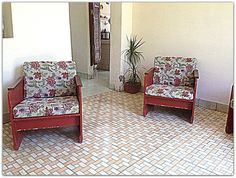 Sala de la vivienda. Cienfuegos, Armchair, Villa, Furniture, Home Decor, Sofa Chair, Single Sofa, Decoration Home, Room Decor