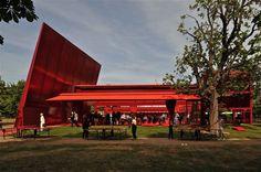 Serpentine Pavilion 2010: Jean Nouvel