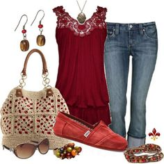 Everyday Cute Spring And Summer Outfit