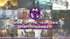 We have done some serious gaming this year and now we have a featured article on the MGL Game of The Year 2016 Nominees. Are your favourite games here?