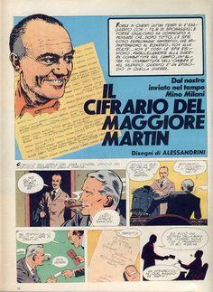 Il cifrario del maggiore Martin - http://www.afnews.info/wordpress/2015/12/02/il-cifrario-del-maggiore-martin/