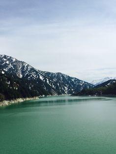 Tateyama Alpine Trail Japan
