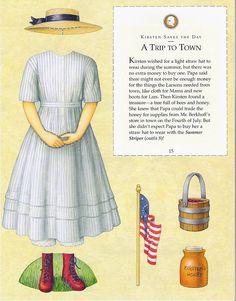 American Girl Kirsten