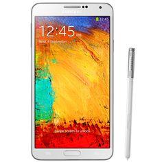SAMSUNG Galaxy Note 3 GT-N9005 Blanc 32 Go prix promo Mistergooddeal 539.95 € TTC au lieu de 749 €