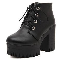 Sabrina Platform Boot