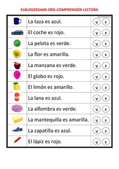 Learn Spanish For Adults Teaching Spanish Classroom Activities, Spanish Teaching Resources, Preschool Learning Activities, Spanish Language Learning, Learning Sight Words, Math Words, Spanish Worksheets, Spanish Vocabulary, Spanish Lessons For Kids