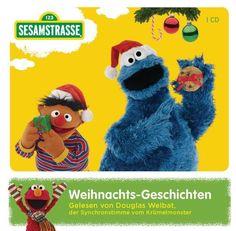 Sesamstraße Weihnachts-Geschichten
