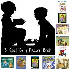 book list of engaging early readers recommended by Imagination Soup