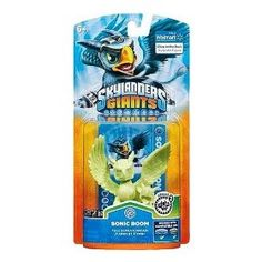 Skylanders Glow in the Dark Sonic Boom