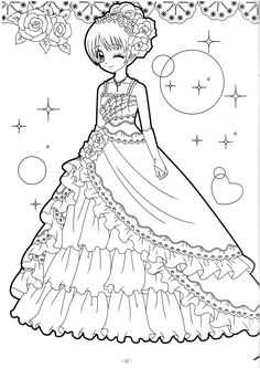 coloring pages on Pinterest | Chibi, Coloring and Coloring Books