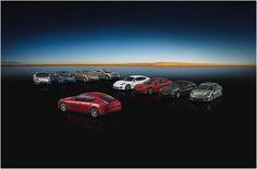 Porsche Panamera, el inconfundible 4 plazas de la familia Porsche.
