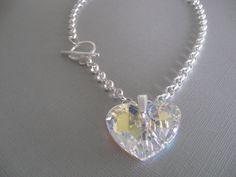 Swarovski Heart Necklace from Jewels by Terri & Monica