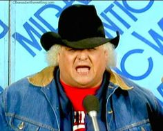 """The American Dream"" Dusty Rhodes"