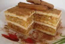 Sütés nélküli almás fahéjas süti villámgyorsan! Megunhatatlan édesség! :)