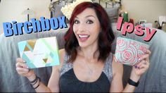 Ipsy vs Birchbox March Unboxing and Review