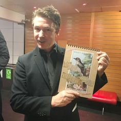 NEW Aidan got the book with fan letters to him! Aidan Gillen, Hottest Pic, The Book, Appreciation, Suit Jacket, Letters, Fan, Photo And Video, Videos