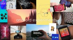 Android Experiments Cover #io16