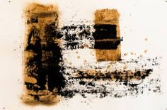 """CWC #3 Abstract expressionism painting from """"Coffee With Cardamom"""" series by Saatchi Art artist Artur Mloian"""