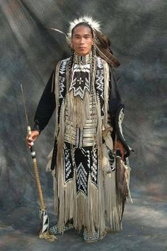 Beautiful regalia.
