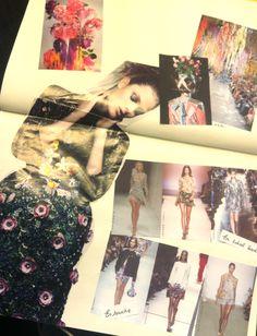 Tendances PE14, Parez vous de fleurs ! floral trend, fashionweek  www.mode-estah.fr
